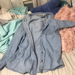 Jeans Cover up